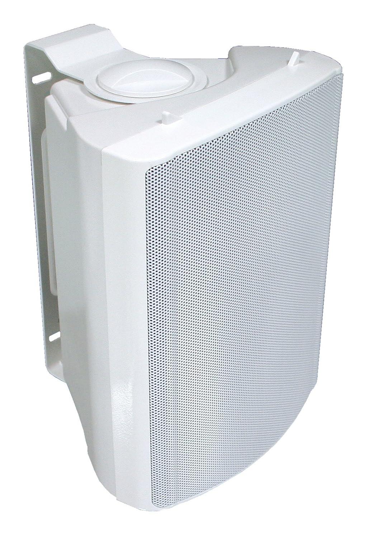 Visaton VS-WB13W - Altavoces (Universal, De 2 vías, Montar en la pared, 50W, 95-20000 Hz, 8 Ohmio) Color blanco