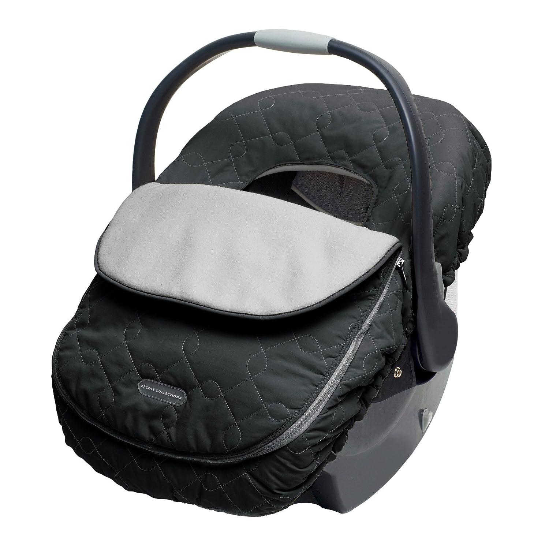 JJ Cole Car Seat Cover, Black: Amazon.ca: Baby