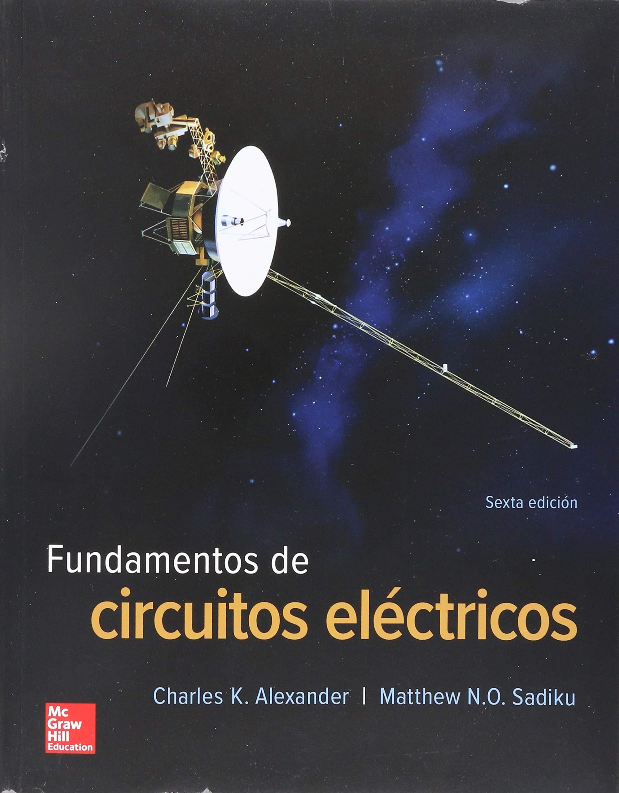 fundamentos de circuitos electricos alexander sadiku