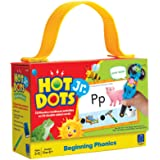 Educational Insights Hot Dots Jr. Beginning Phonics Card Set