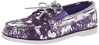 a66face5a4 Sperry Top-Sider A O Slip-On Boat Shoe (Toddler Little