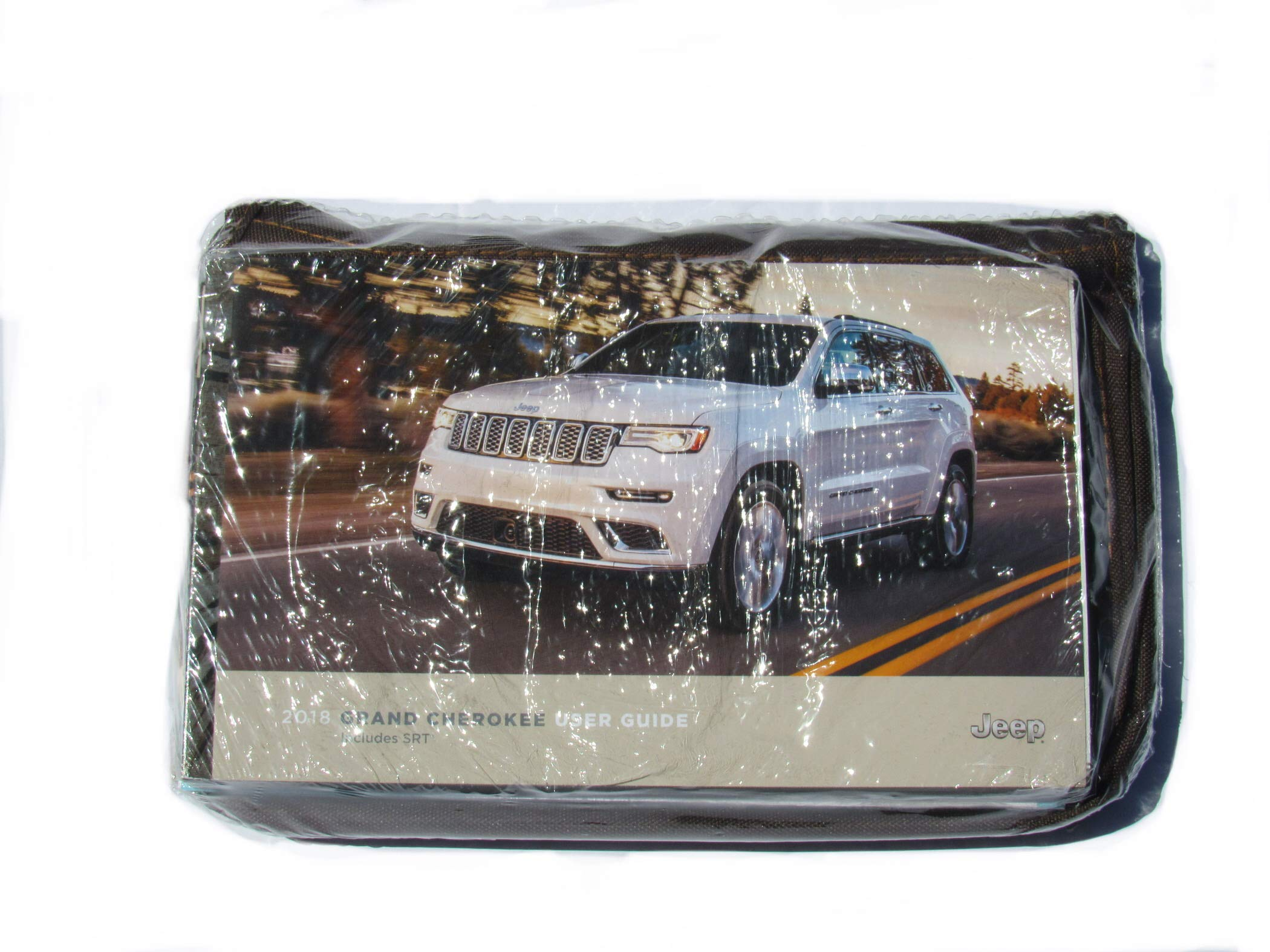 2018 Jeep Grand Cherokee Owners Manual