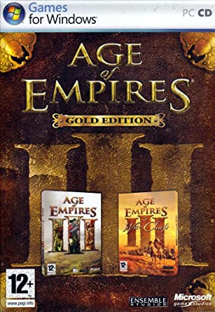 Amazon com: Age of Empires III (Gold Edition): Video Games