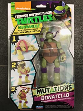 Teenage Mutant Ninja Turtles - Figura mutations, Donatello ...