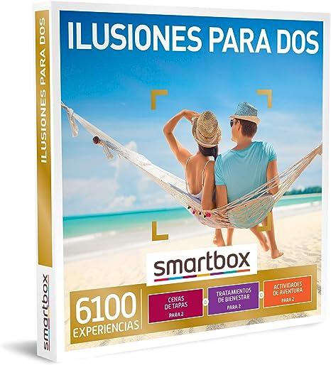 SMARTBOX - Caja Regalo - Ilusiones para Dos - Idea de Regalo - 1 ...