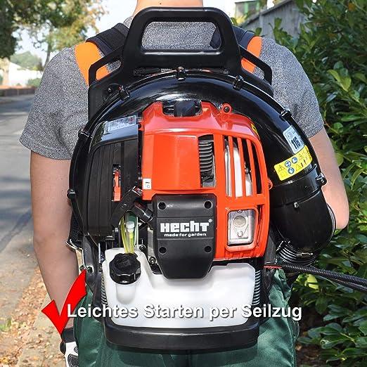 HECHT 952 espalda soplador de hojas: Amazon.es: Bricolaje y ...