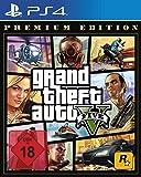 GTA V Premium Edition (Edición Alemania) Incluye Castellano, voces y textos