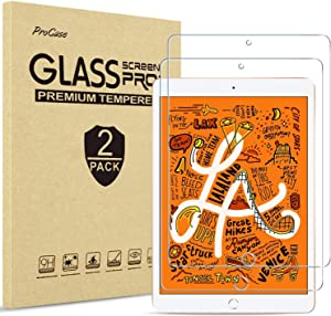 ProCase iPad Mini 4th and 5th Screen Protector, Tempered Glass Screen Film Guard Screen Protector for 7.9