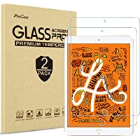 "ProCase iPad Mini 4th and 5th Screen Protector, Tempered Glass Screen Film Guard Screen Protector for 7.9"" Apple iPad…"