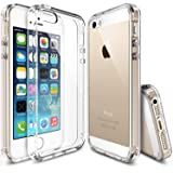 Cophone® Coque 360 degrès TRANSPARENTE en Gel Iphone 5c. Protection INTEGRAL et invisible. Haute qualité