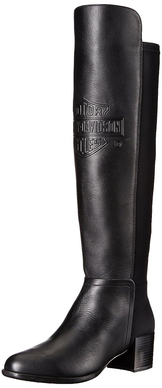 Harley-Davidson Women's Delwood Fashion Boot B071YM3SPV 7 B(M) US|Black