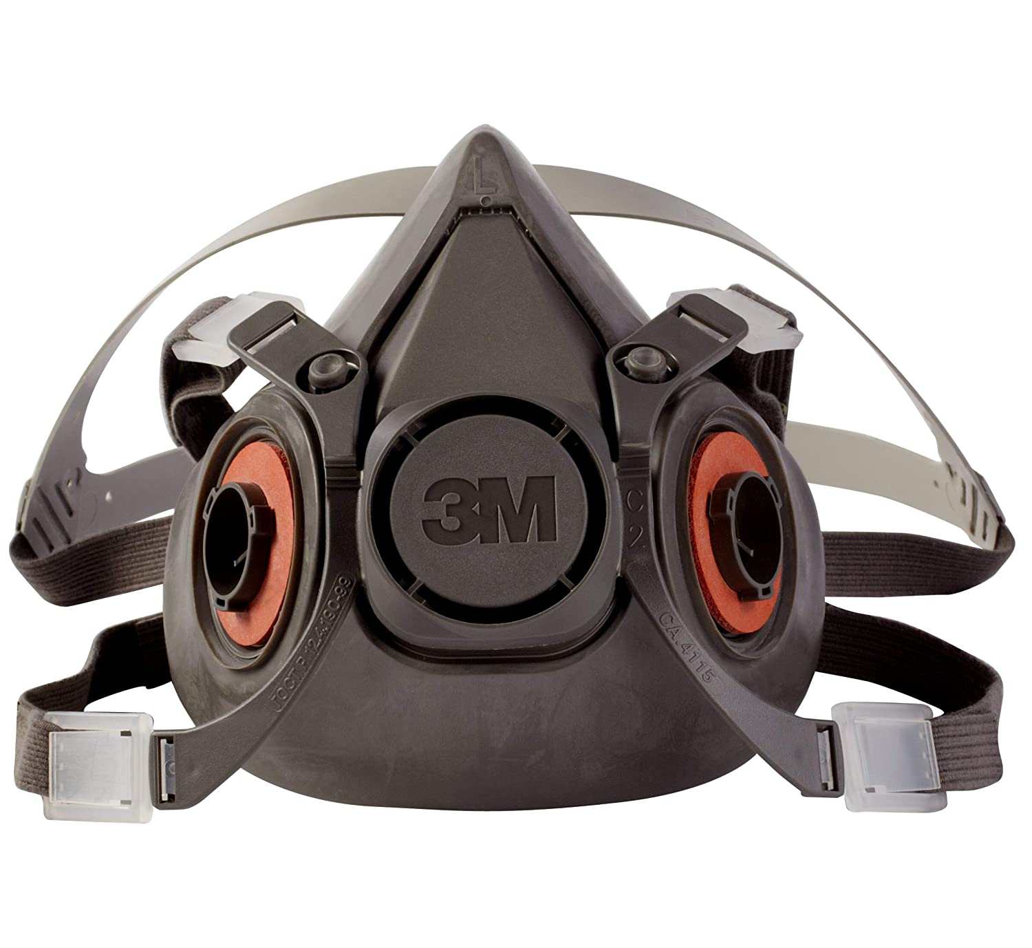 3M Half Facepiece Reusable Respirator 6000 Series