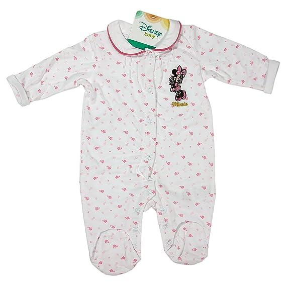 Disney - Pelele - para bebé niña Naranja 50