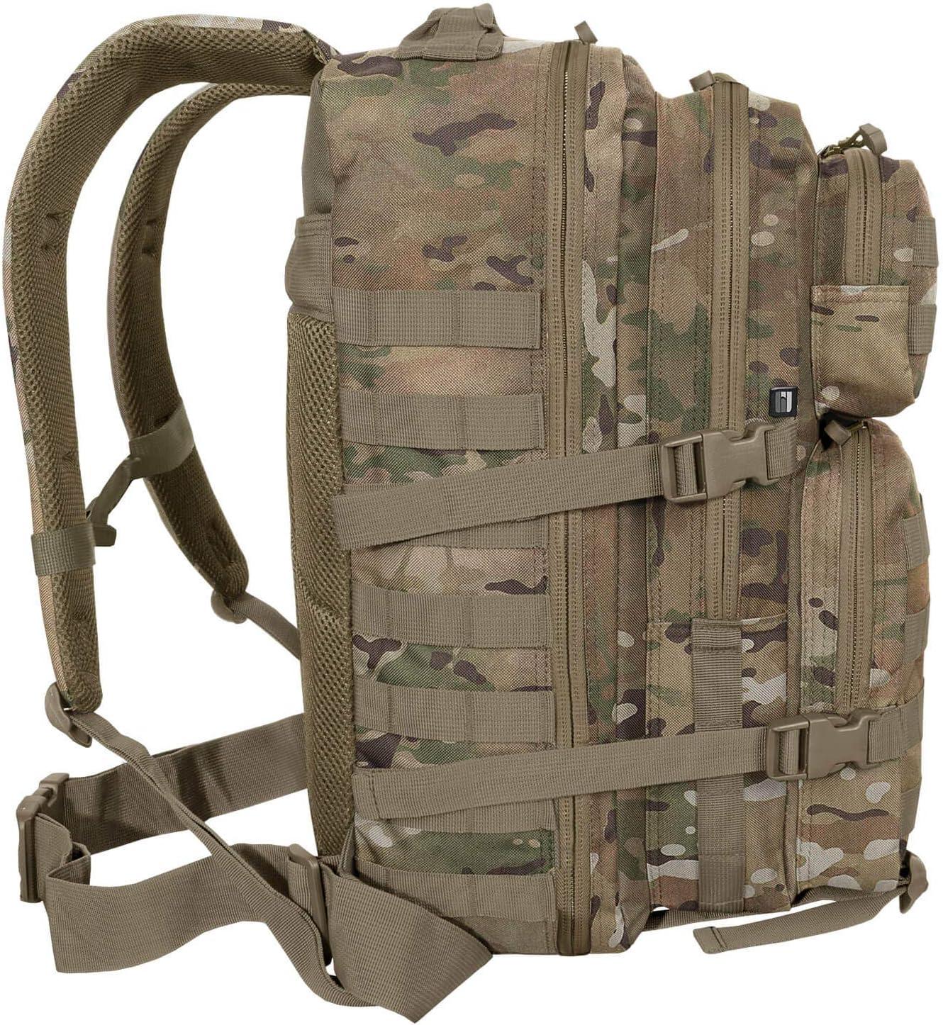 BW-ONLINE-SHOP US Cooper Assault Rucksack