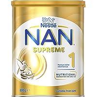 NESTLE NAN SUPREME 1, Starter 0-6 Months Baby Formula Powder, 800g