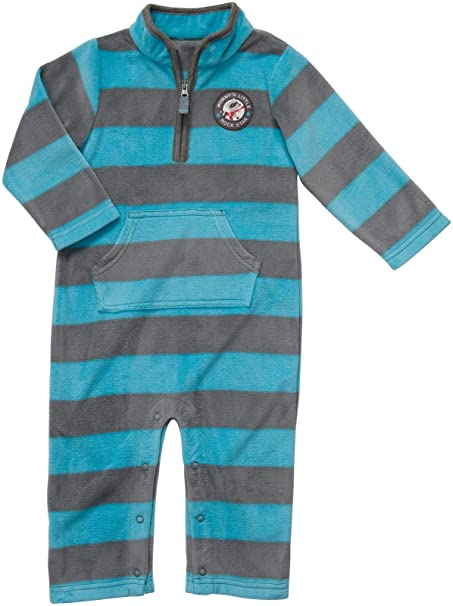 925ec0281 Amazon.com  Carter s Baby Boy s Infant Long Sleeve One Piece Fleece ...