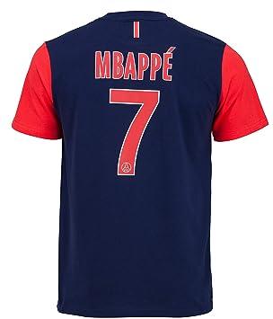 Paris Saint Germain Camiseta Kylian mbappe - N ° 7 - Colección ...