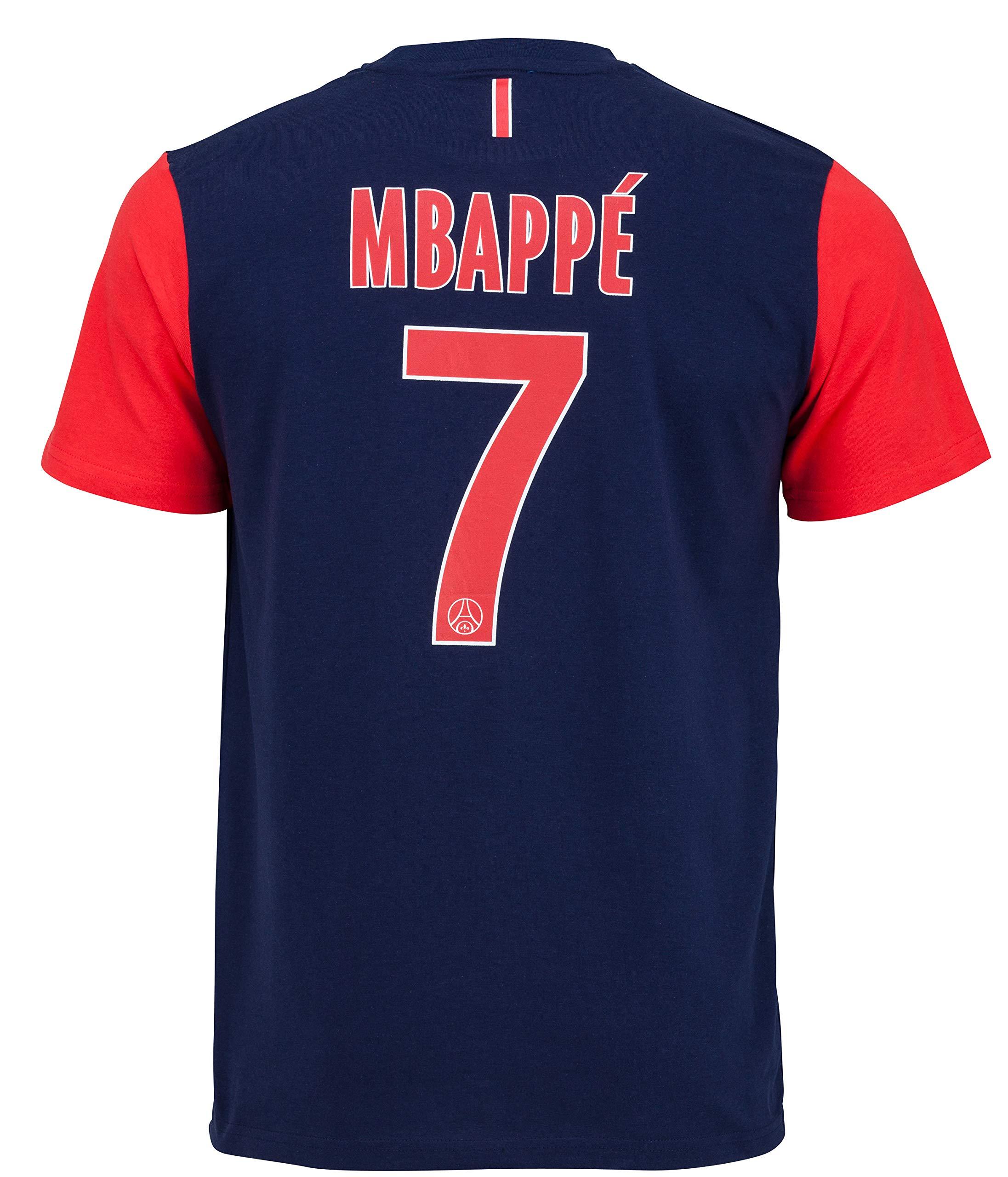 Paris Saint-Germain Official Collection Mens T-Shirt