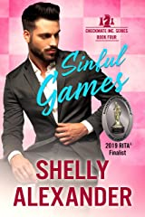 Sinful Games (A Checkmate Inc. Novel Book 4) Kindle Edition