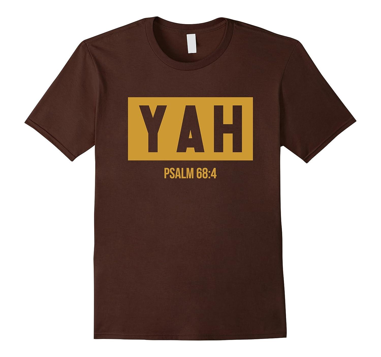 Gold Yah Hebrew Israelite T-shirt Judah 12 Tribes Of Israel