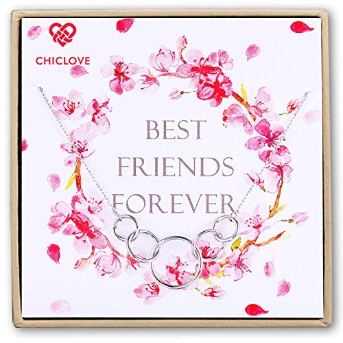 Chiclove Five Friends Necklace