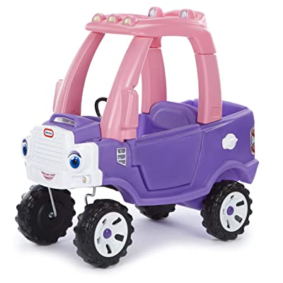 Little Tikes Princess Cozy Truck, Pink Truck: Toys & Games