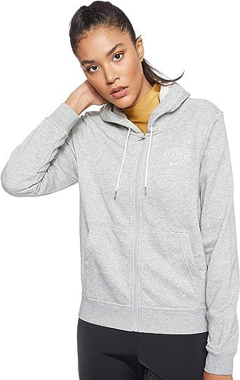 Construir sobre perdí mi camino Intacto  Amazon.com: Nike NSW - Sudadera con capucha y cremallera completa para mujer,  XXL: Clothing