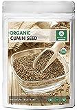 Whole Cumin Seeds (1 Pound) - Organic Raw Cuminum cyminum L.