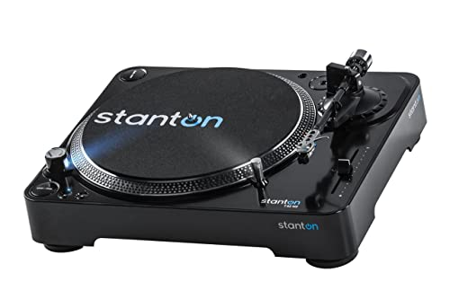 Stanton T.62 MKII Professional Direct Drive DJ Turntable