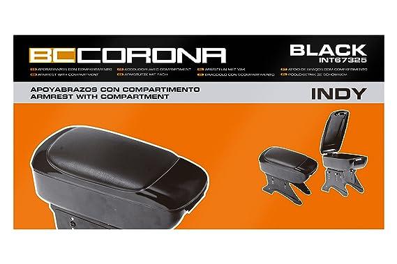 BC Corona INT67325 Indy Apoyabrazos Universal, Negro: Amazon.es ...