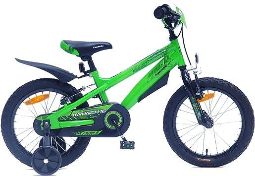 Kawasaki Krunch Bicicleta Verde: Amazon.es: Deportes y aire libre