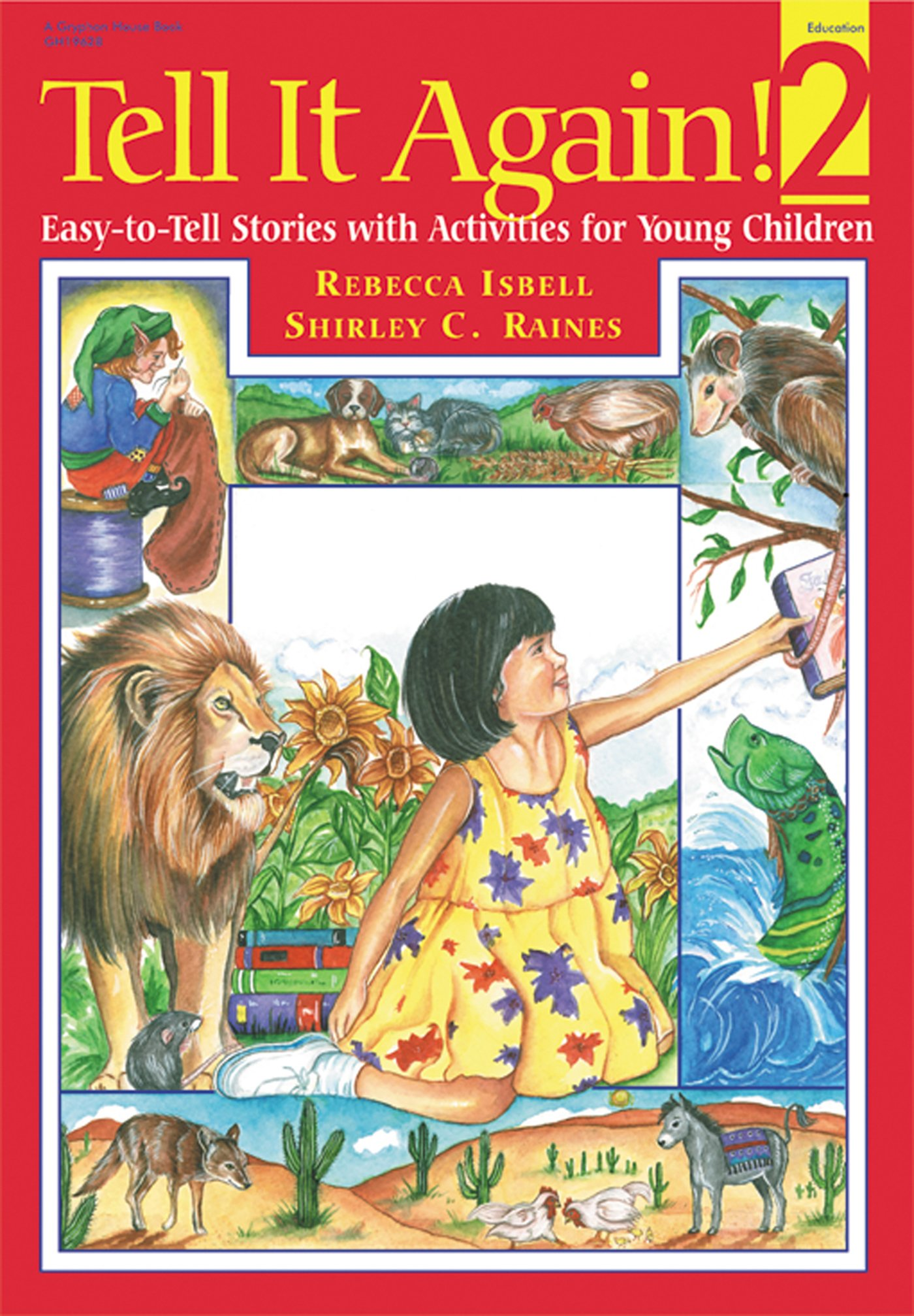 Tell It Again! 2: More Easy-to-Tell Stories with Activities for Young Children PDF