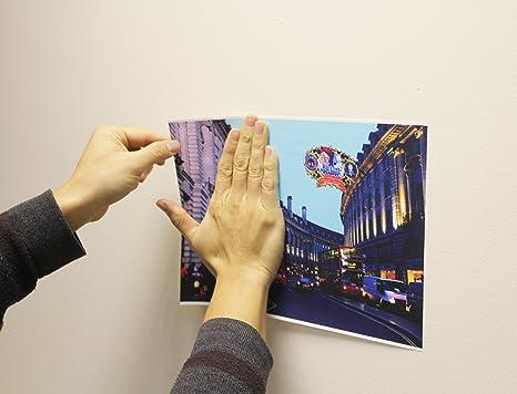 10 hojas A4 de tela para impresoras de tinta, autoadhesivas y ...