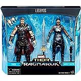 Hasbro Marvel Legends Thor Ragnarok Movie 2-Pack Thor and Valkyrie