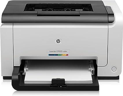 HP LaserJet Pro CP1025 Color - Impresora láser color (16 ppm ...
