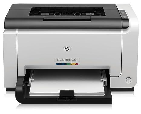 HP Laserjet PRO CP 1025 - Impresora láser - B/N 16 PPM, color 4 PPM