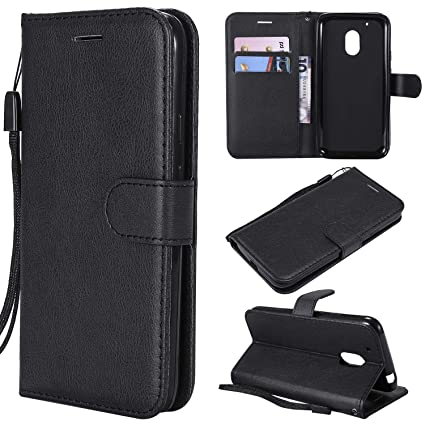 super popular b0d96 b0299 Amazon.com: Moto G4 Play Case,Moto G Play Wallet Case,Premium Ultra ...