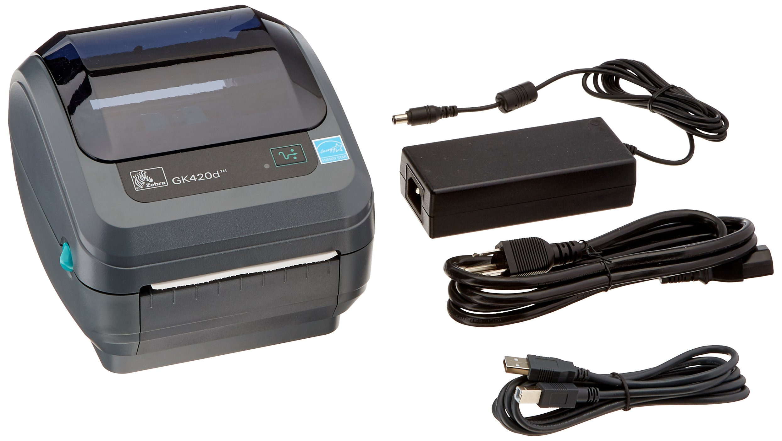 how to set up zebra printer on network