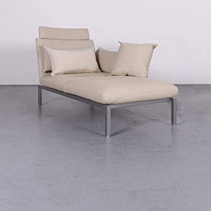 Attraktiv Brühl U0026 Sippold Roro Designer Stoff Liege Beige Couch Funktion #6965