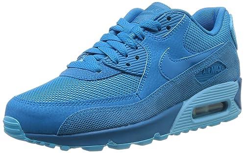 NIKE WMNS AIR MAX 90 PR - Zapatillas para mujer, Lt Blue Lacquer/Clearwater, 39: Amazon.es: Zapatos y complementos