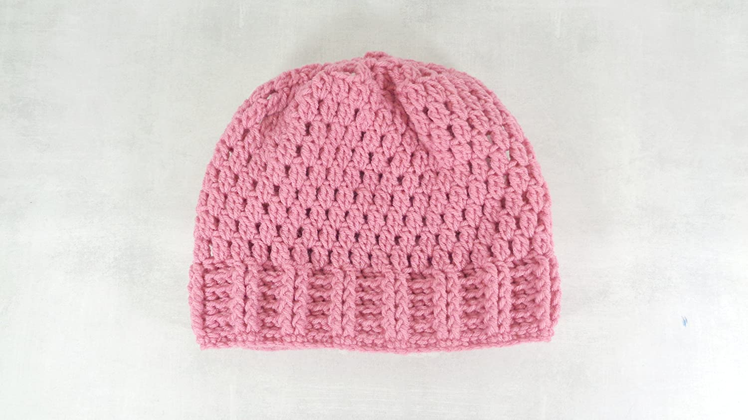 a42e9263 Amazon.com: Light raspberry pink cobblestone slouch hat slouchy ...