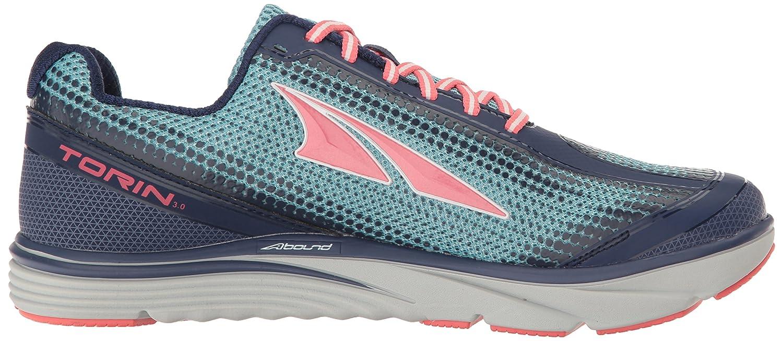 Altra Women's Torin 3.0 Running-Shoes B01MQYJ0JC 6 B(M) US Blue/Coral