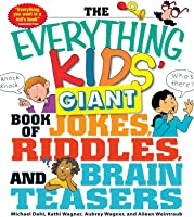 The Everything Kids' Giant Book Of Jokes Riddles