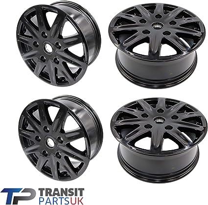 Transit Custom Sport - Ruedas de aleación para bicicleta (17 ...