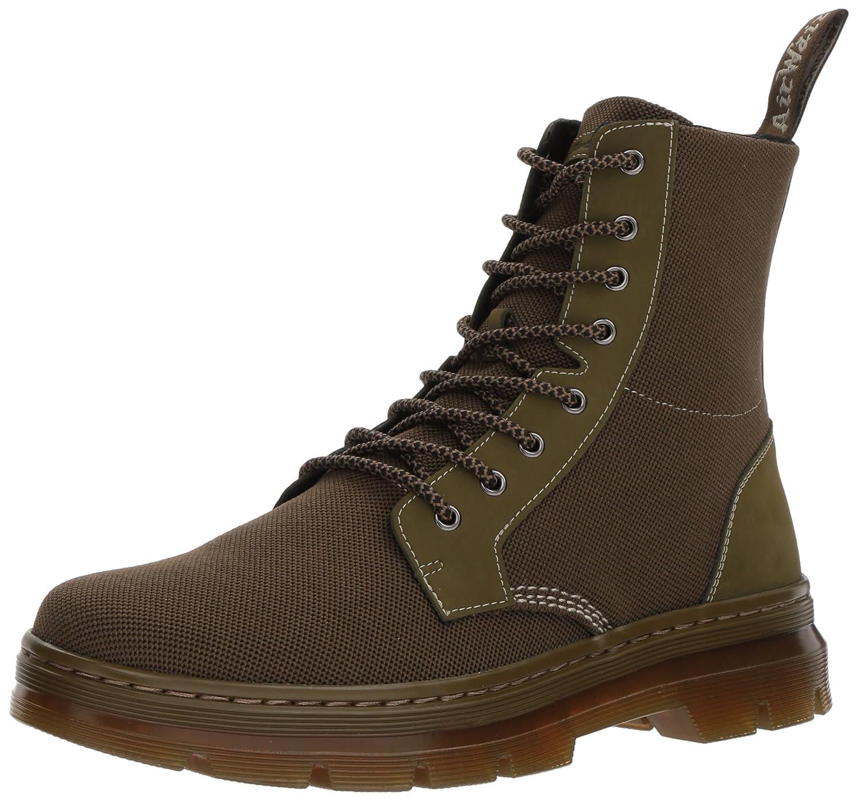 Dr. Martens Combs II Olive Fashion Boot B0721F4JV5 12 Medium UK (US Men's 13 US)|Olive