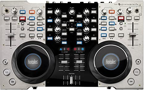 HERCULES DJ CONSOLE 4 MX DOWNLOAD DRIVERS