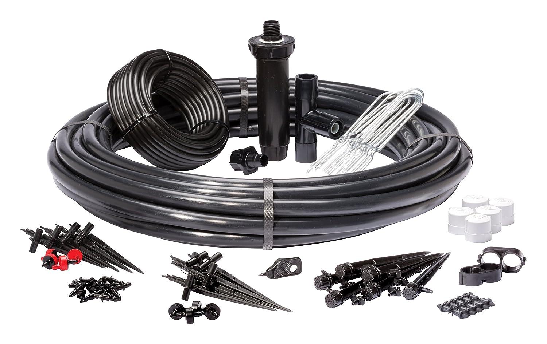 Rain Bird CNV2XBIRD Drip Irrigation Conversion Kit 1//2 Riser to 8 Port Drip Manifold with 8 Emitters and 1//4 Tubing