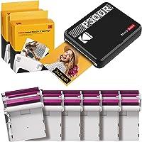 KODAK Mini 3 Square Retro Portable Printer - Social Media Photo Instant Printer Premium App iOS & Android Compatible…