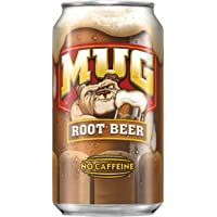 18-Pack Mug 12 Fl Oz Root Beer Cans