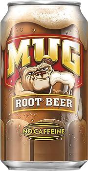 18-Pack Mug 12 Fl Oz Root Beer Cans